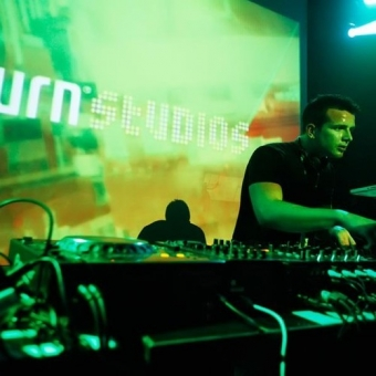 Live @ Burn Studios Mix Off, Zagreb 27.04.2013 (Techno)