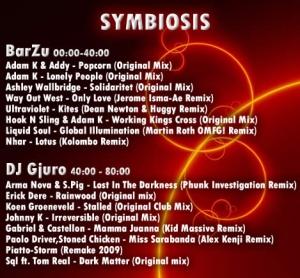 BarZu & DJ Gjuro - Symbiosis 2009 (Trance/Progressive)