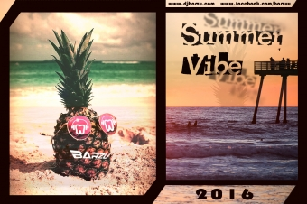 Summer Vibe 2016 (Tech House/Funky)
