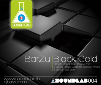 BarZu - Black Gold [SOUNDLAB004]