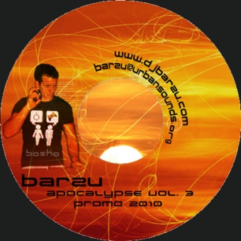 Apocalypse vol. 3 Promo 2010 (Techno/Progressive)