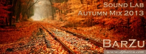 Sound Lab Autumn Mix 2013 (Tech House/Funky)