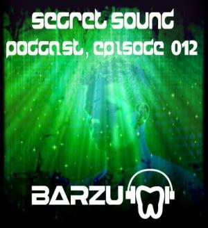 Secret Sound podcast 012 (House/Experimental)